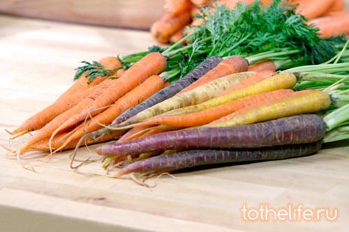 sorta-morkovi